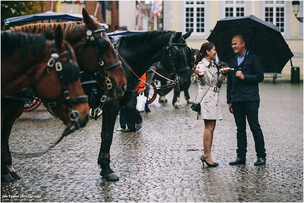Bruges Proposal Photographer Ivo Popov Photography