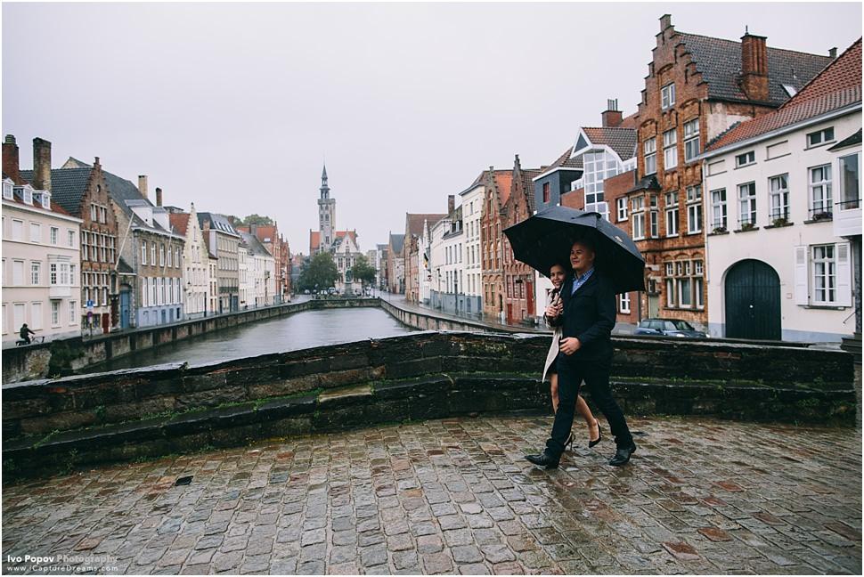 Bruges Proposal Photographer