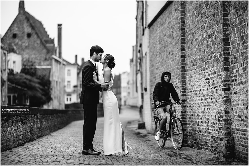 Crazy in Love in Bruges