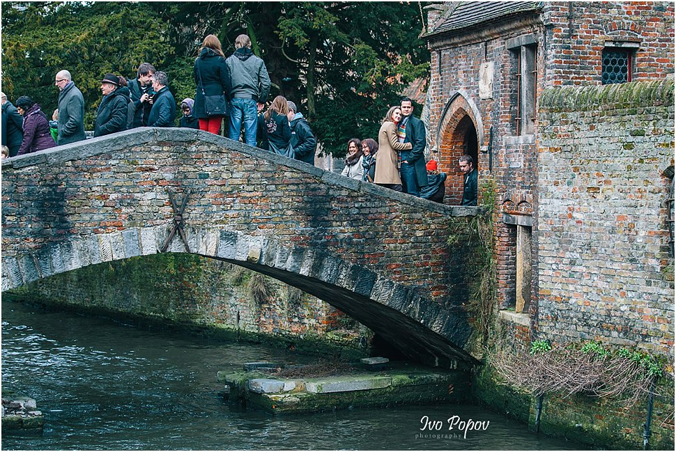 photo session in Bruges by Ivo Popov
