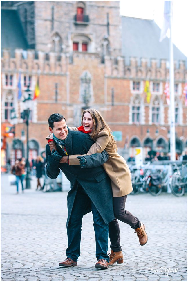 In Bruges and in love