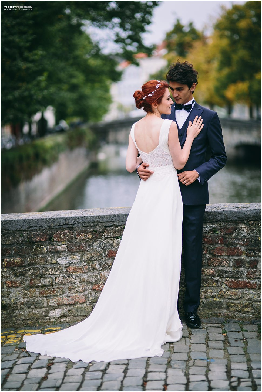 Huwelijksfotograaf Brugge Ivo Popov