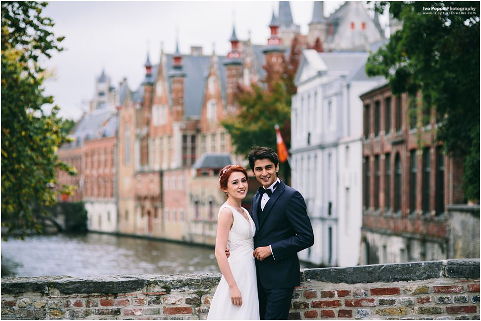 Photographer for weddings in Bruges