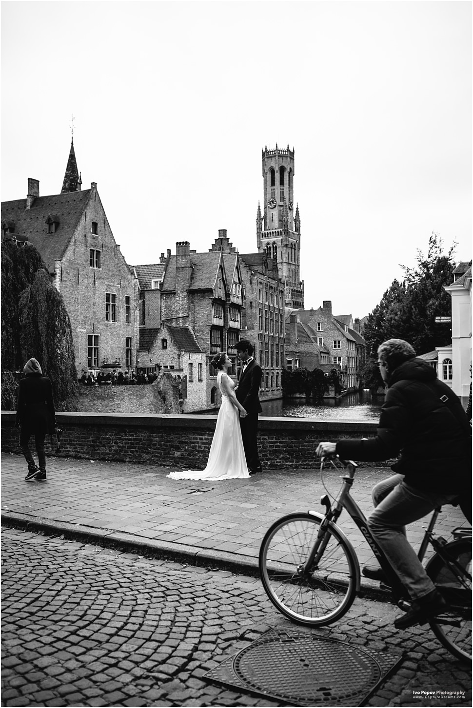 Wedding in Bruges