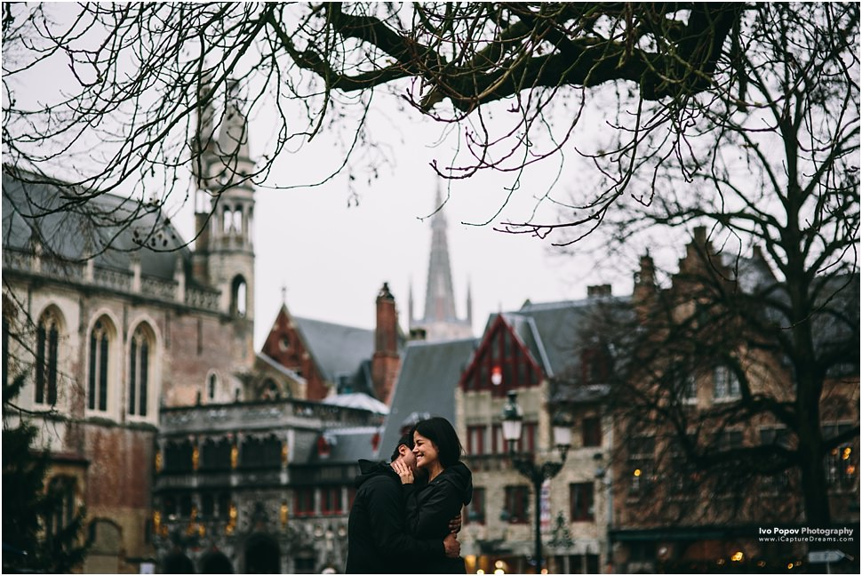 Romantic pictures from Bruges