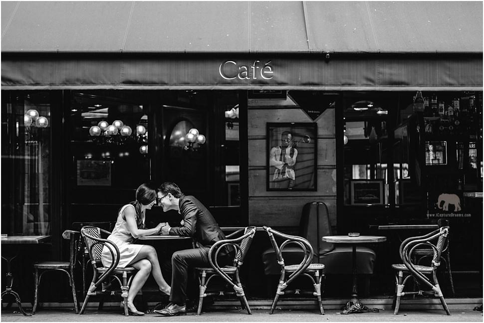 Crazy in love in Paris
