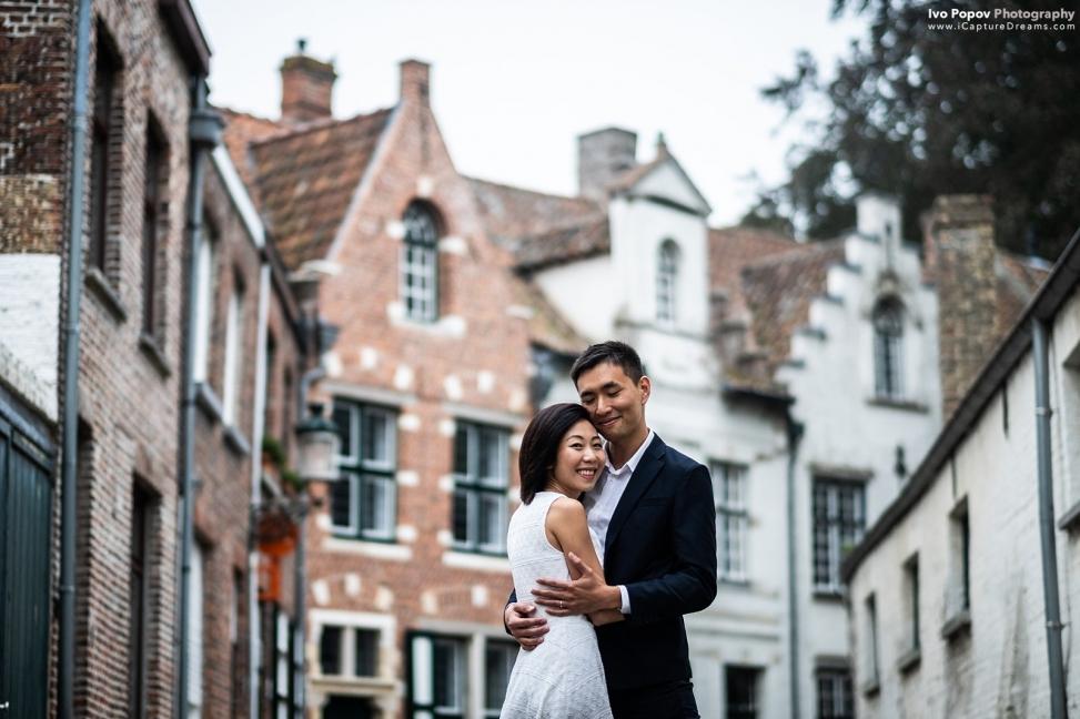September photo session in Bruges - Photographer in Bruges