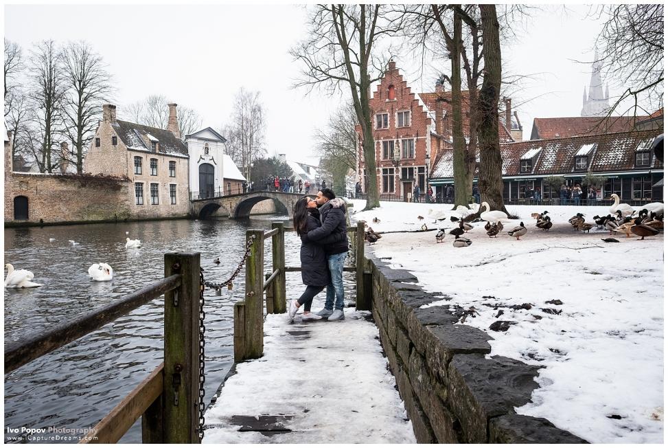 Verlovingsshoot Brugge
