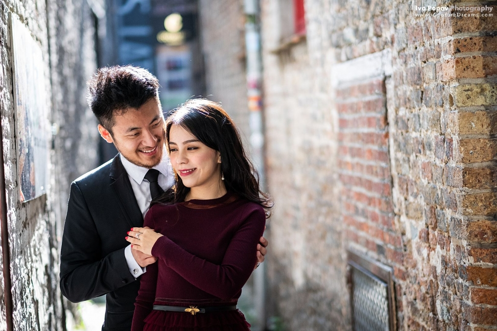 Bruges pre-wedding session