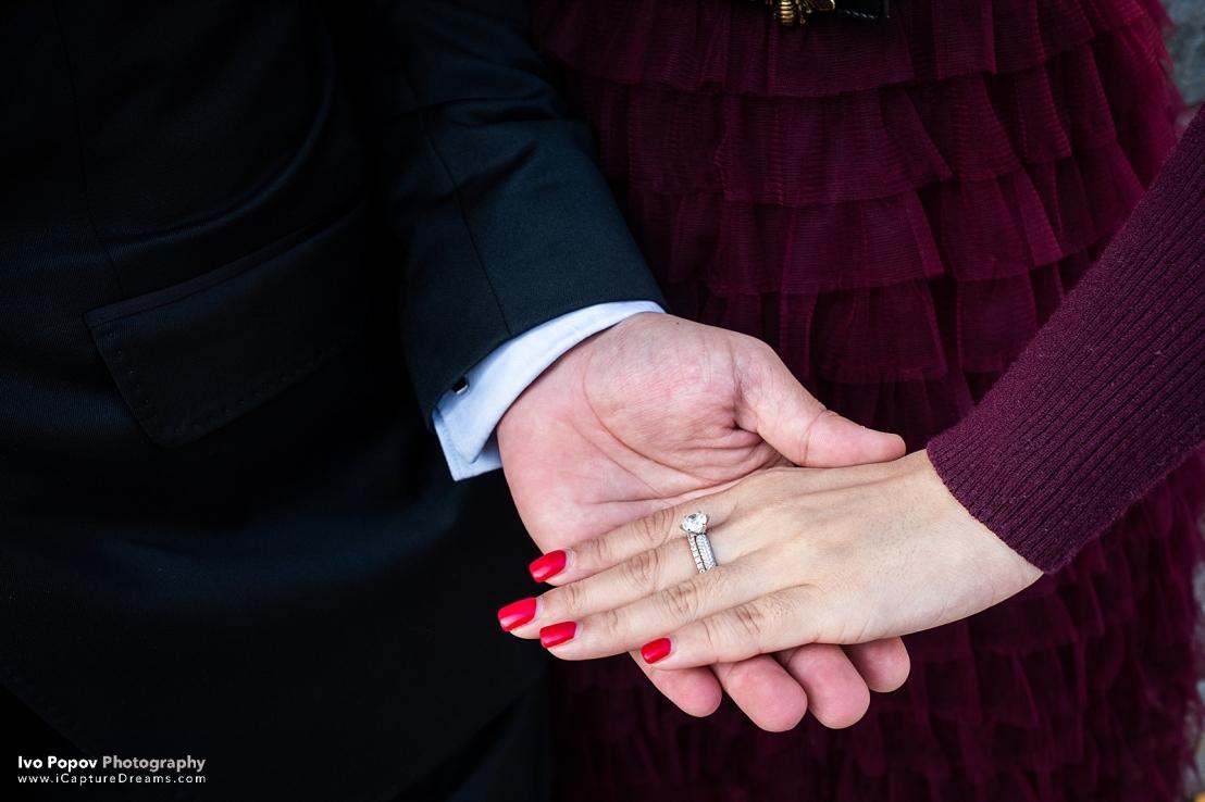Engagement ring Bruges