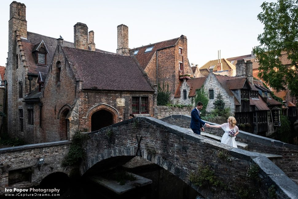 Photo Session in Bruges during the pandemic