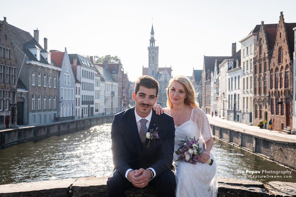 Wedding in Bruges